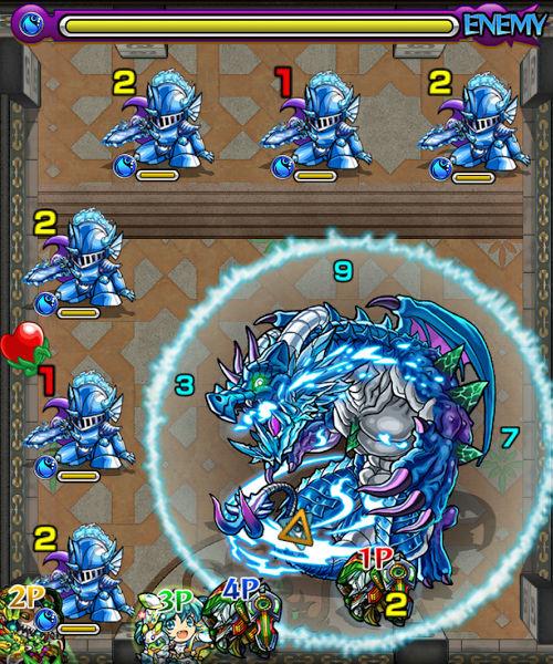 覇者の塔22階 ステージ3