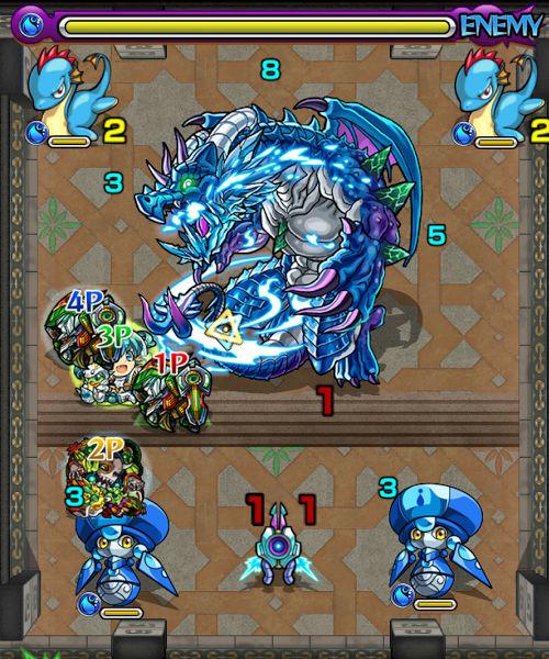 覇者の塔22階 ステージ4