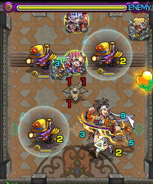 覇者の塔24階 ステージ3
