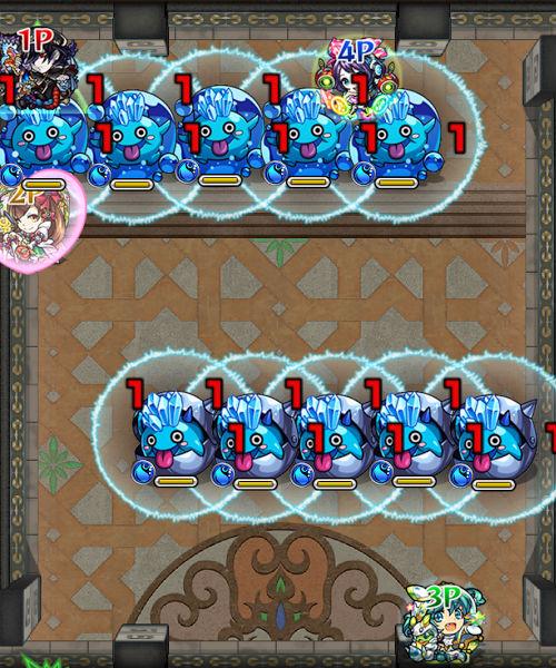 覇者の塔27階 ステージ3