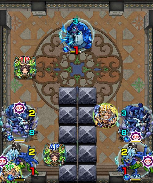 覇者の塔32階 ステージ2