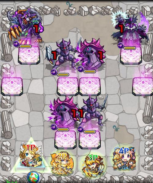 ウィル【2】死陣の広間 ステージ1