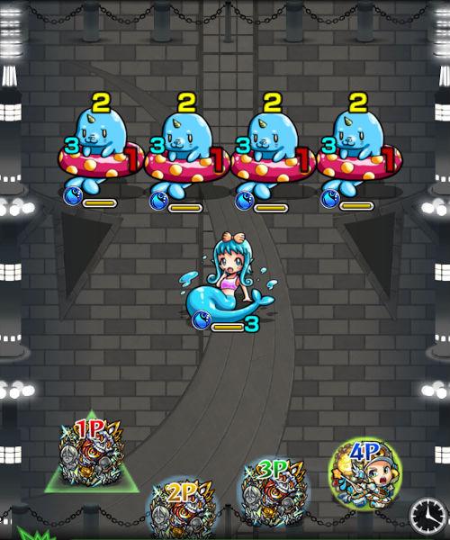 羽川翼 ステージ1