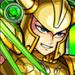 山羊座の黄金聖闘士 シュラ(進化)