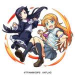 高坂桐乃&黒猫(進化)