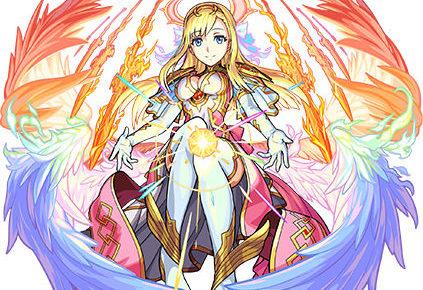 情愛の天使 マナ(進化)