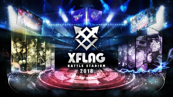 XLAG BATTLE ATADIUM 2018