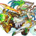 浄き覚醒の聖銃 アラミス(獣神化)