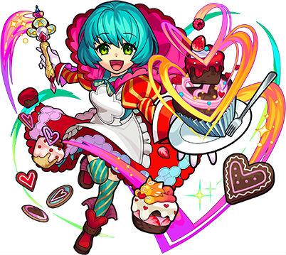 おとぎのお菓子少女 赤ずきんノンノ(獣神化)