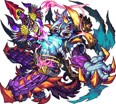 狂える廃滅の化身 オセロー(獣神化)