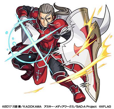 神聖剣 ヒースクリフ(進化)