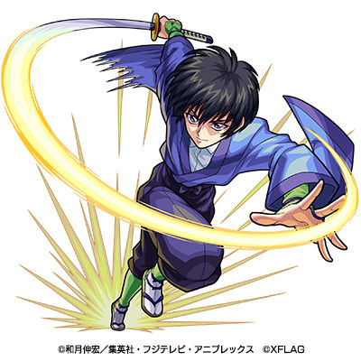 十本刀 天剣の宗次郎(進化)