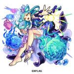 海の魔女 ヴィラン・キスキル・リラ(進化)