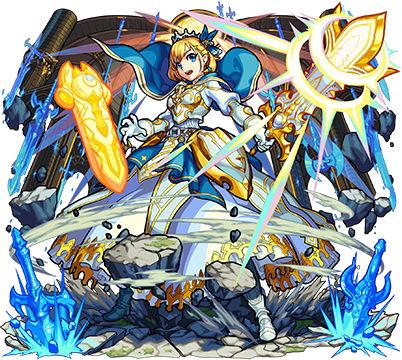 不滅なる円卓の騎士王 アーサー(獣神化)