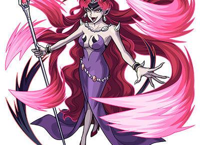 闇の女王 クイン・ベリル(進化)