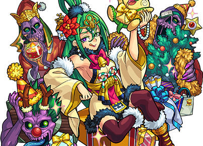 欲深き聖夜姫 サイレント(進化)