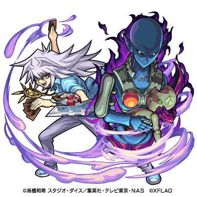 闇バクラ&ダーク・ネクロフィア(進化)