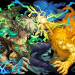 全能たる最高神の雷霆 ケラウノス(獣神化)