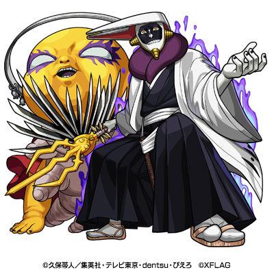 十二番隊隊長 涅マユリ(進化)