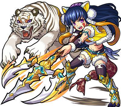 防護の戦少女 シーホウ(進化)